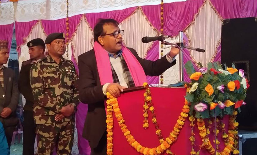 CM Raut rejects possibility of cabinet reshuffle in Province 2