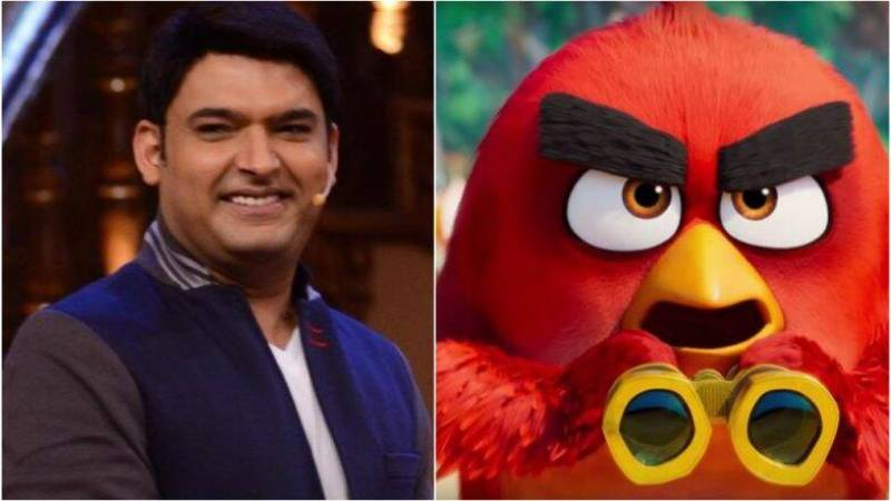 Kapil Sharma to do voice over for Red in 'The Angry Birds Movie 2'