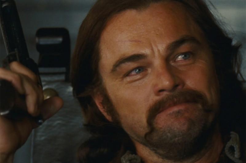 Mustache that drove Leonardo DiCaprio mad!