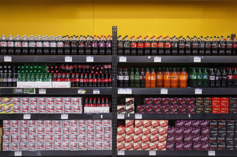 Study finds possible link between sugary drinks and cancer