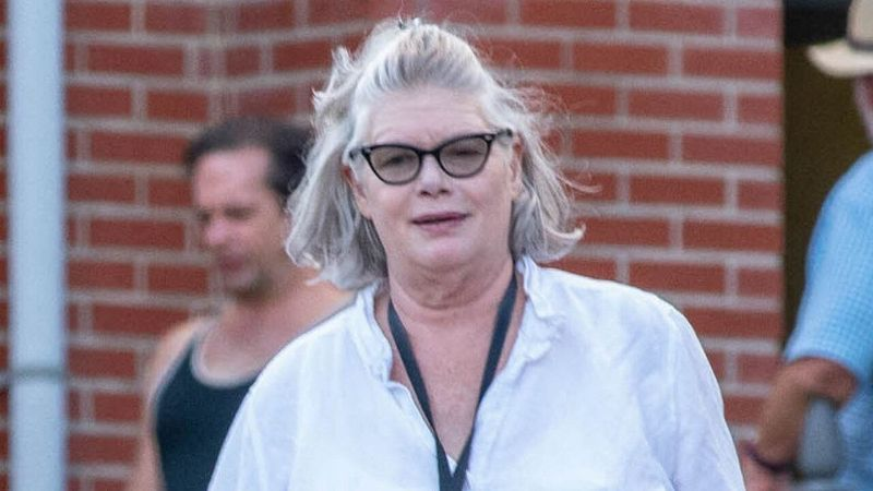 Kelly McGillis reveals she wasn't asked to star in 'Top Gun: Maverick'