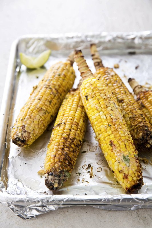 Make this messy, cheesy, utterly delicious grilled corn
