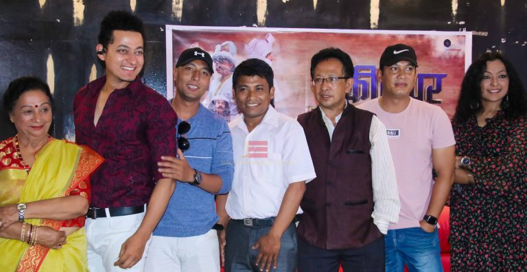 Kirtipur:  The legend of Kirtilaxmi' premiers its first song