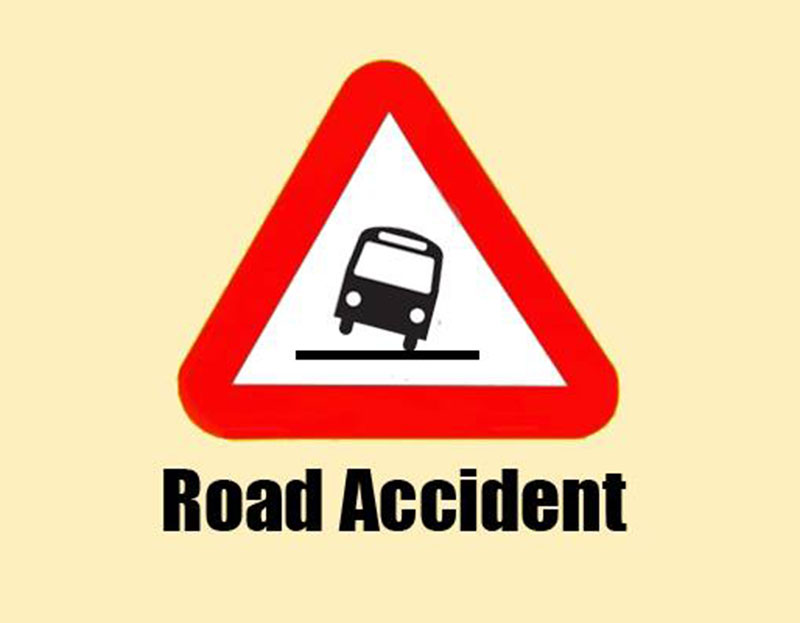 Six injured in Rasuwa mini truck accident