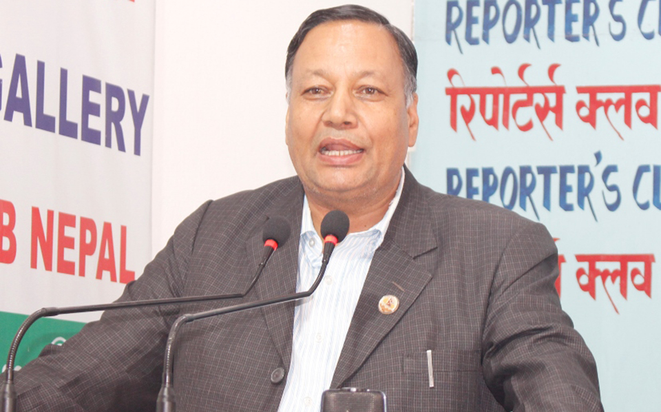 Cabinet reshuffle very soon says NCP leader Poudel
