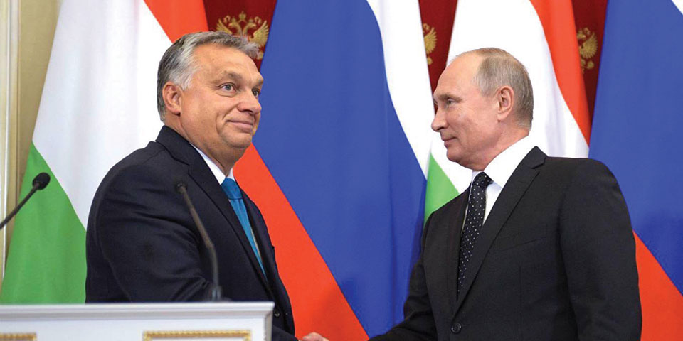 Hungary's fights for impunity