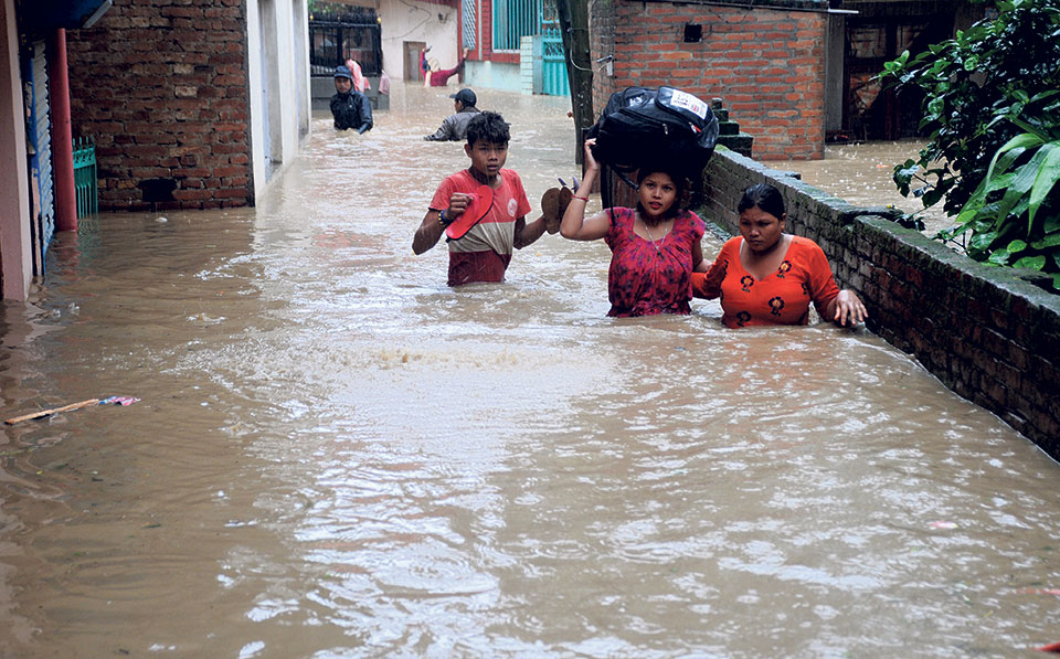 At least 21 killed, 8 missing, thousands displaced in rain-related incidents