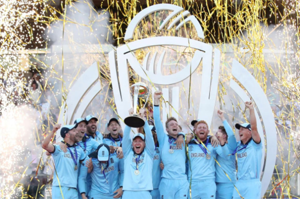 England win World Cup in Super Over drama to end 44-year wait