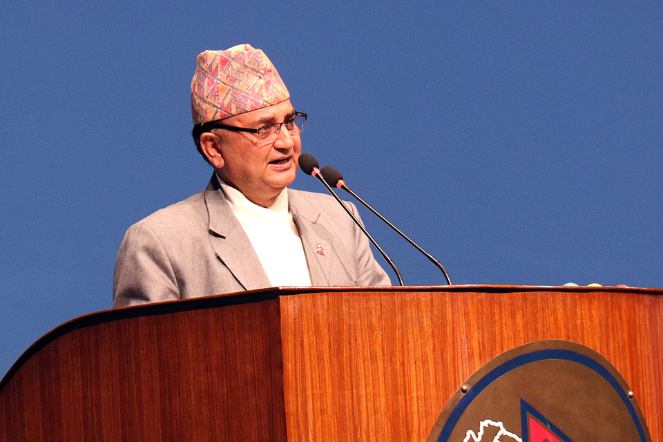DPM Pokharel lauds Nepal Army's role in peacekeeping