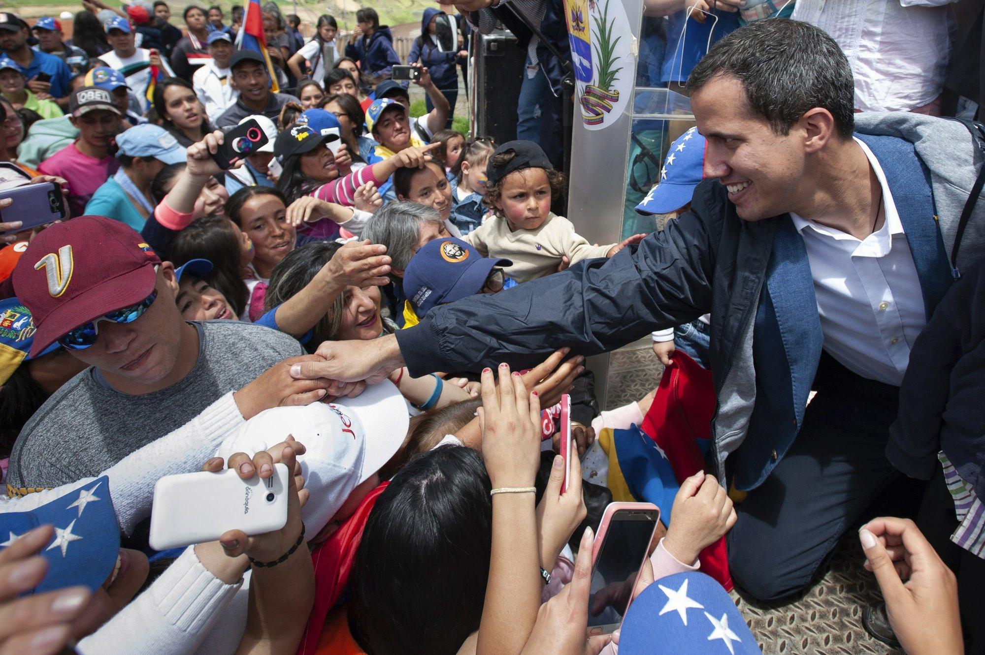 Russia, other key powers discuss Venezuelan crisis in Sweden