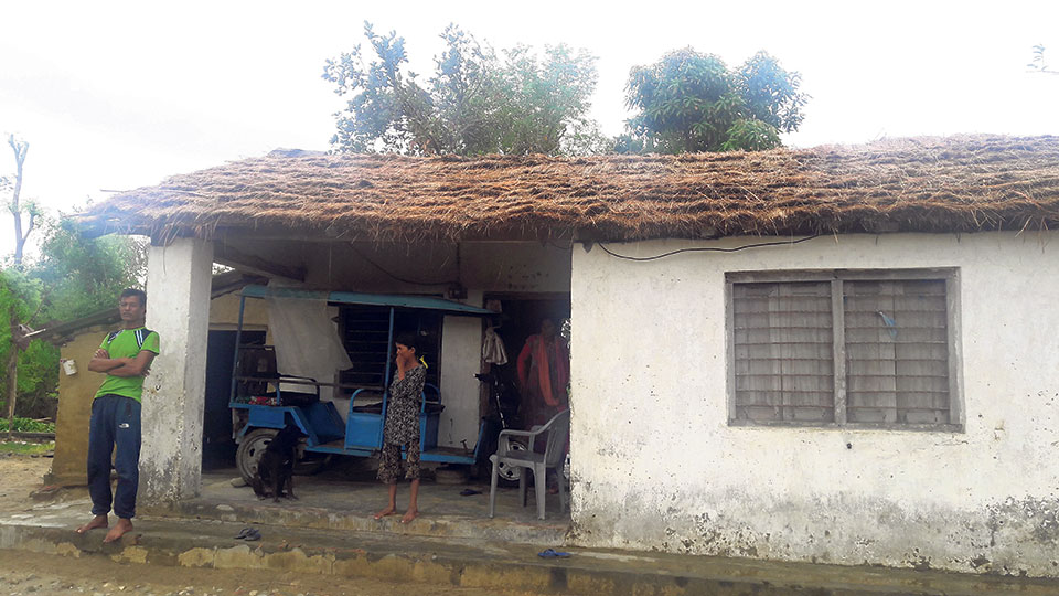 17 days on Kailali windstorm victims yet to receive aid