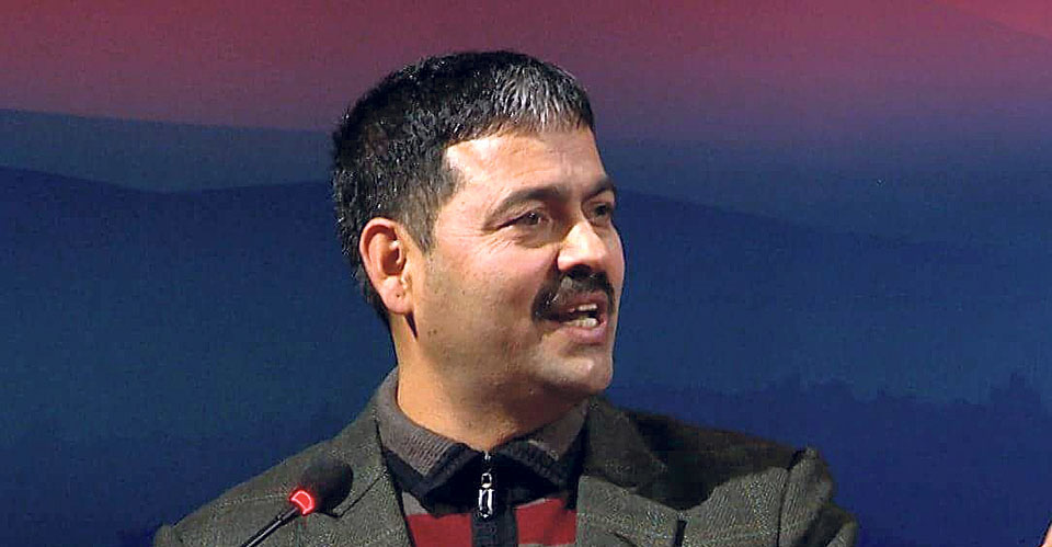 Province 3 planning commission VC Devkota steps down
