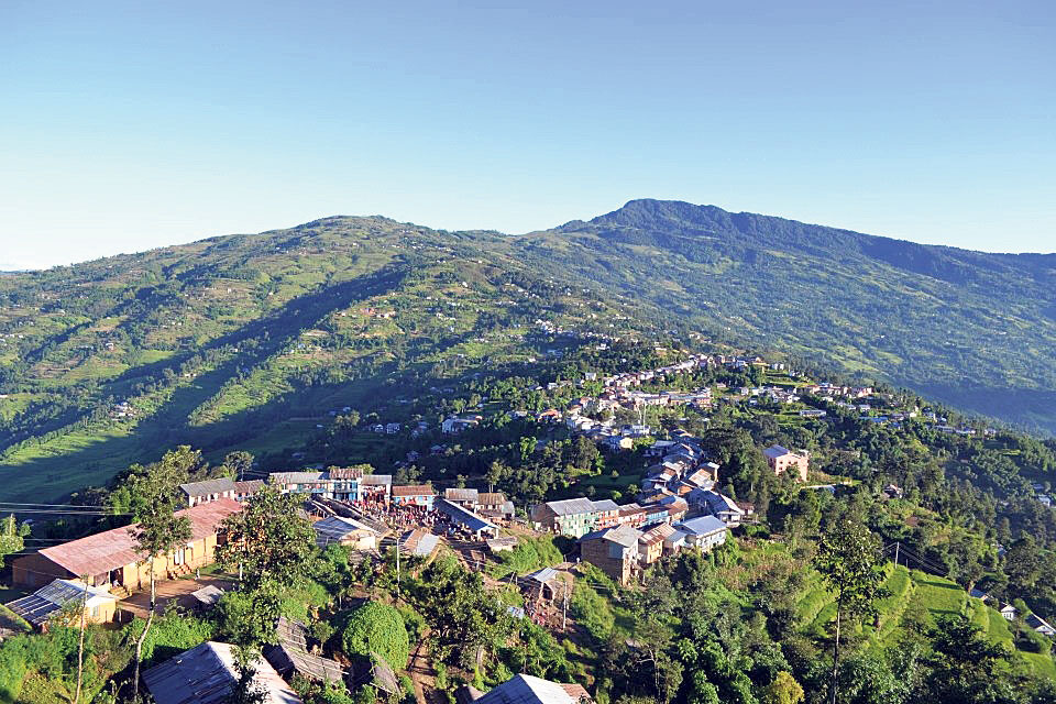 Ninety per cent work of view tower construction at Rupakot completes
