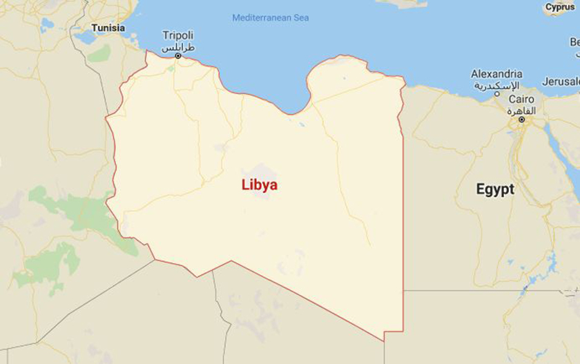 One Nepali man  killed in Tuesday night's attack in  Libya