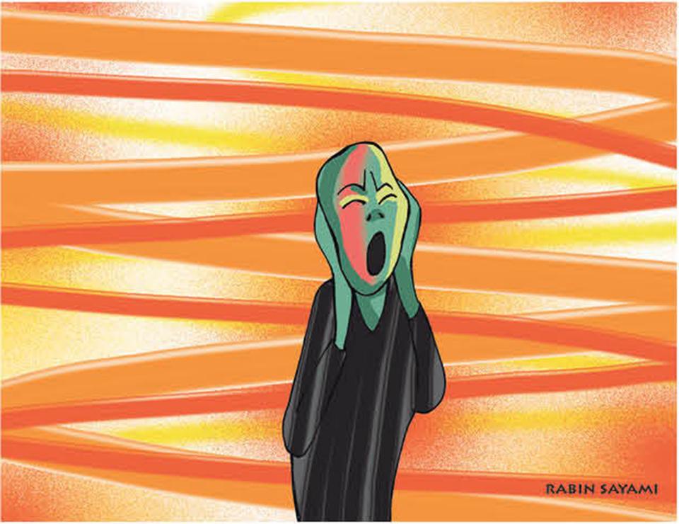Mental ill health a silent plague