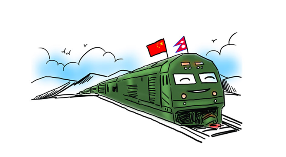 Nepal team leaves for China to discuss cross-border railway
