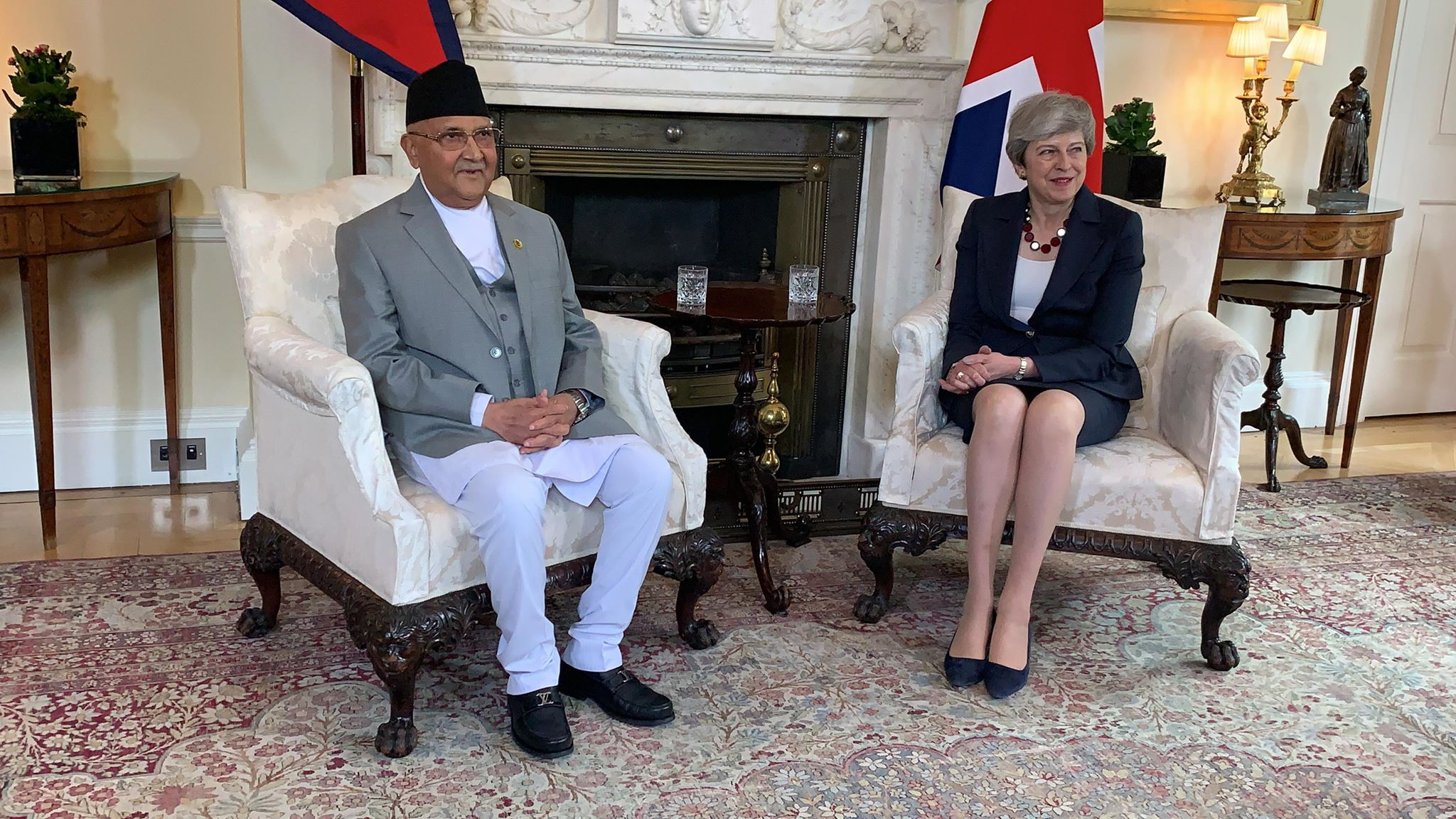 UK-Nepal vow to strengthen trade and investment relation (with full statement)