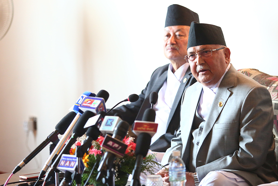 Europe visit highly successful: Prime Minister Oli