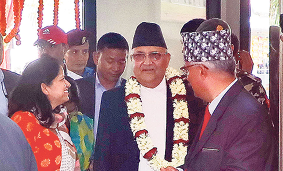 PM at Pokhara hotel to inaugurate but leaves sans inauguration