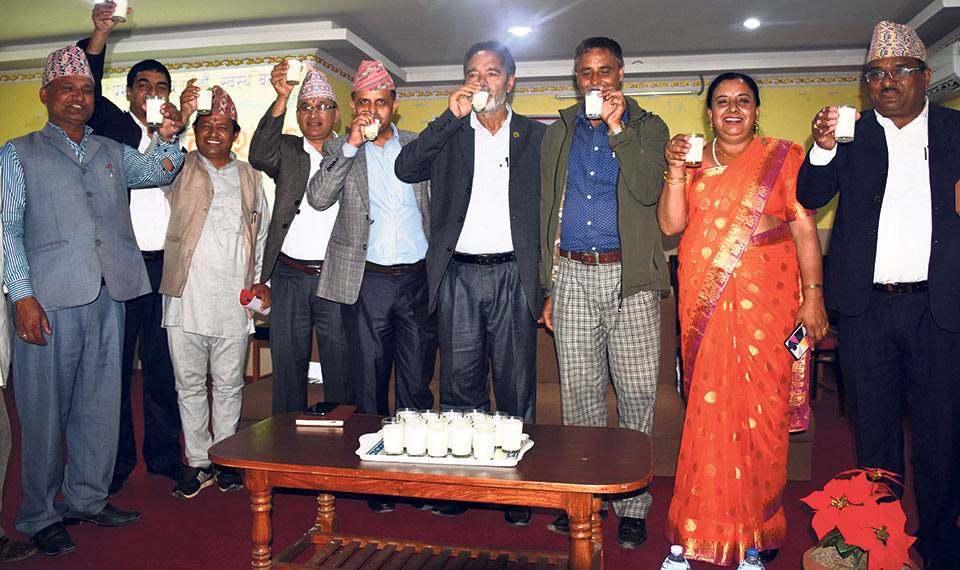Panauti implementing good practices for milk production