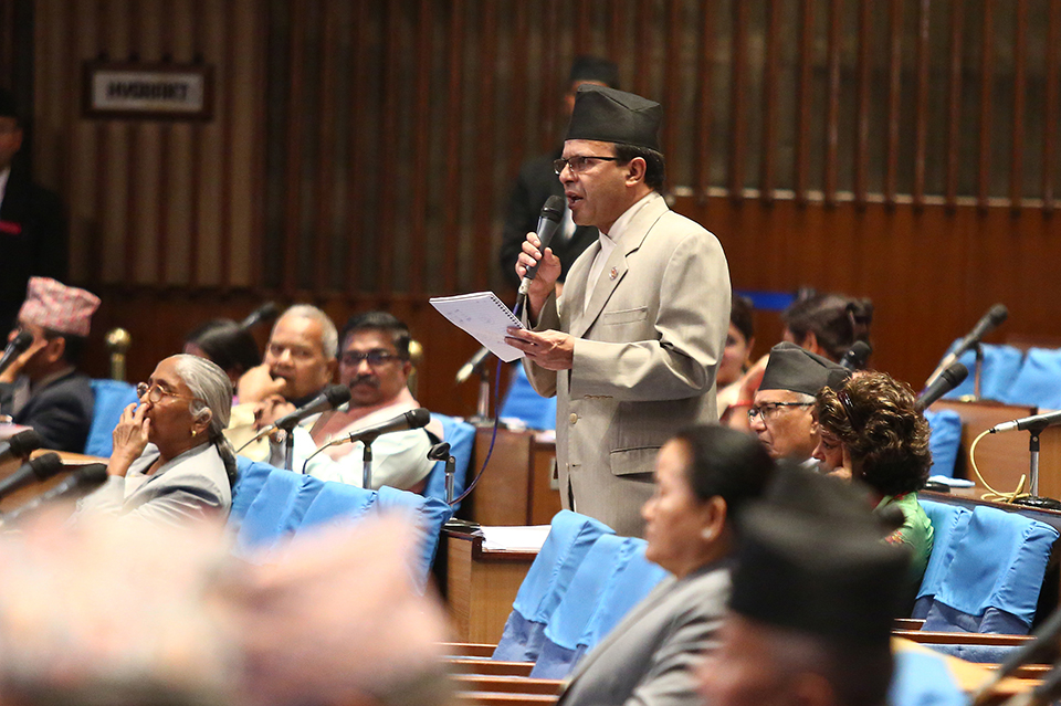 NC criticizes govt's failure to bring programs to boost spending
