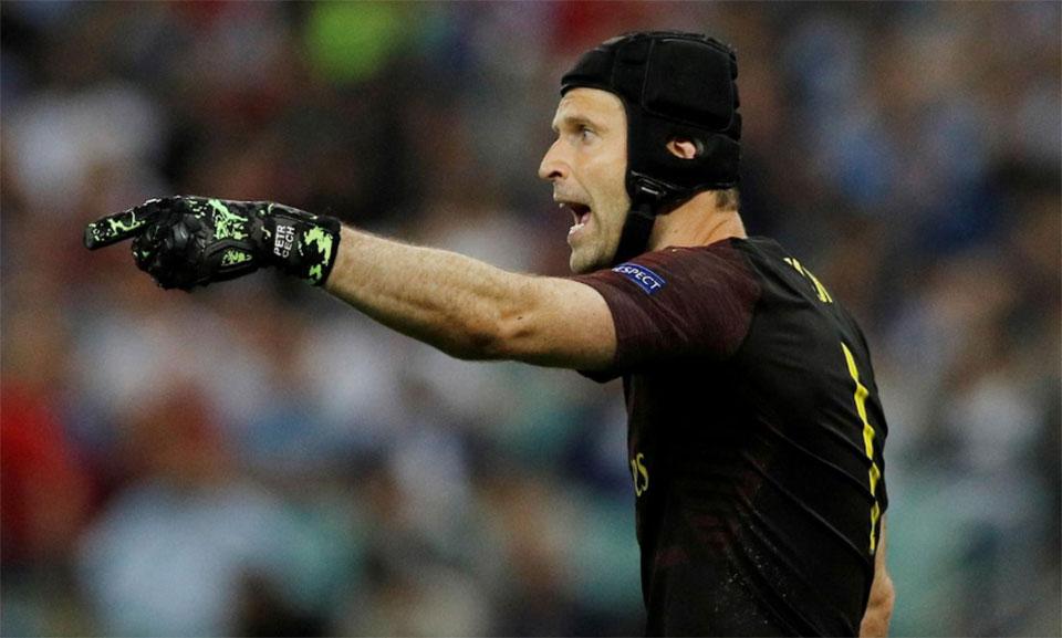 Cech returns to Chelsea as technical advisor
