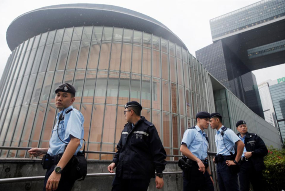 Hong Kong leader defiant as city gears up for fresh protests, strikes