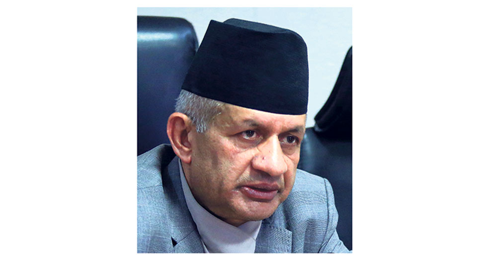 'Nepal in BRI, Indo-Pacific with focus on infrastructure, connectivity'