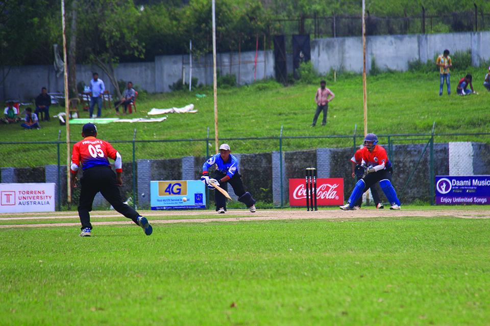 Khanal blitz propels Province 5 to a thrilling win over Gandaki