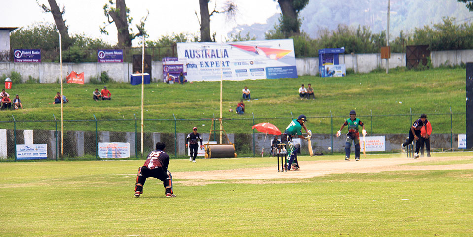 Army beats Province 3 in a one-sided affair to reach third successive final