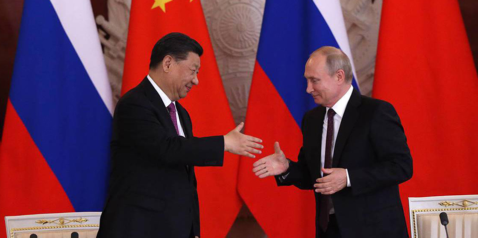 Should Russians hug Chinese?