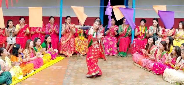 Ganesh Pandey releases Teej song 'Chura'