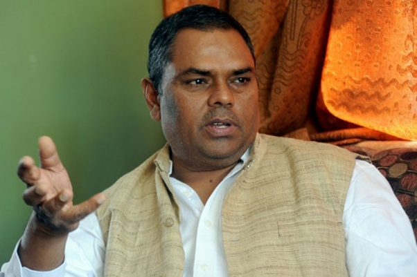 Party struggling to materialise martyrs' dreams: Upendra Yadav
