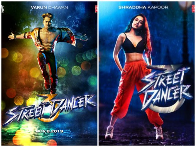 'Street Dancer 3D'' to have 20 real dancers portraying pivotal roles