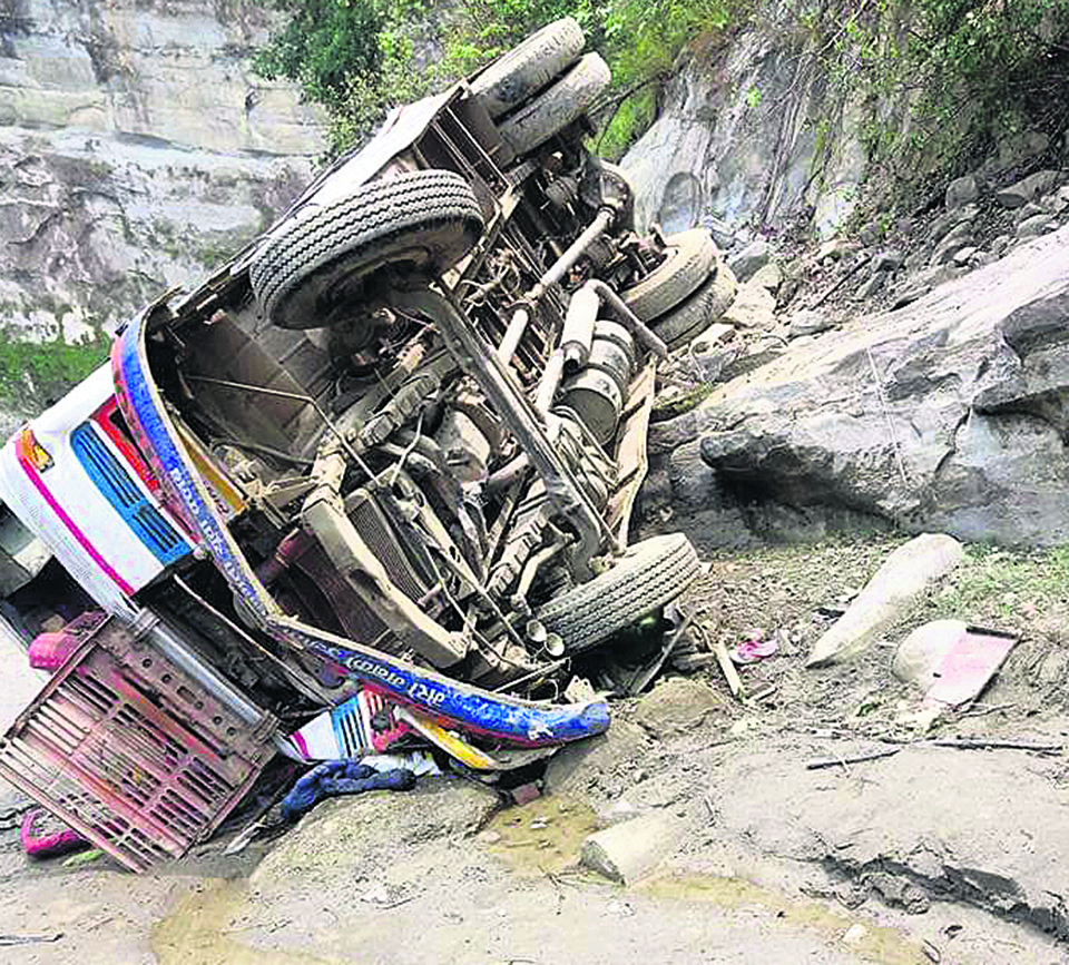 Road accidents leave 79 dead in 11 months
