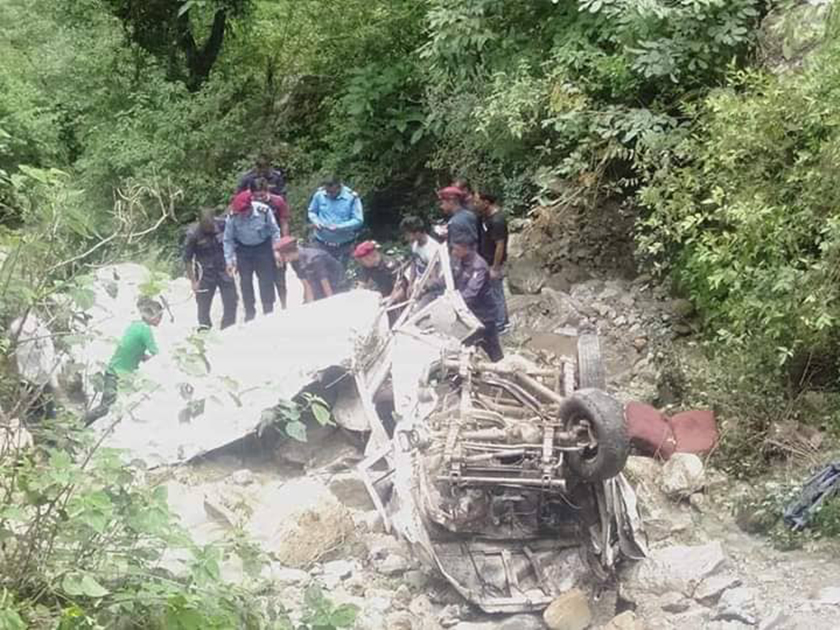 Update: Two of three persons killed in jeep accident identified