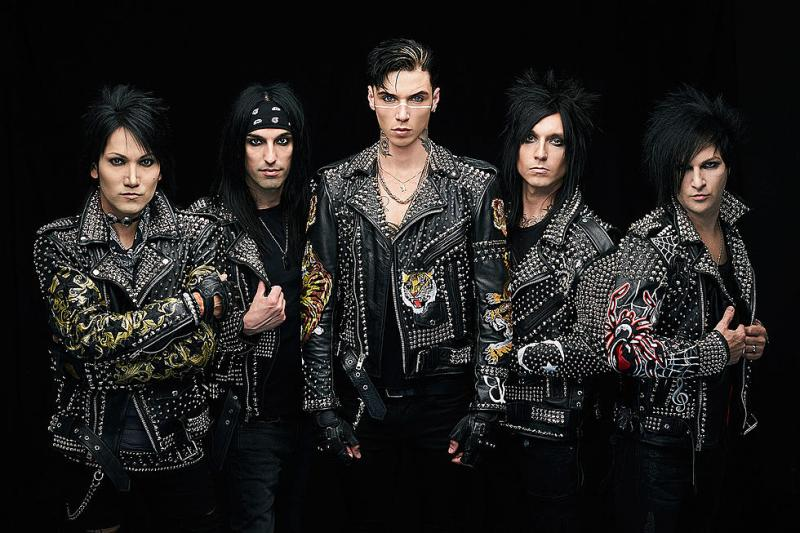 Black Veil Brides to re-record debut album 'We Stitch These Wounds'