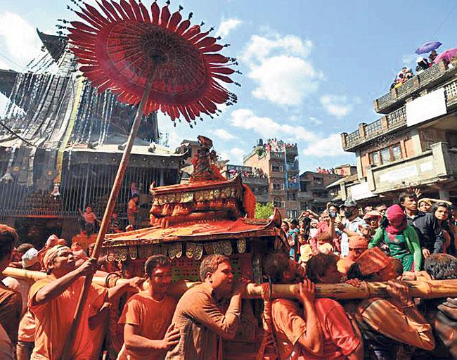 Gandaki CM Gurung praises Newari culture