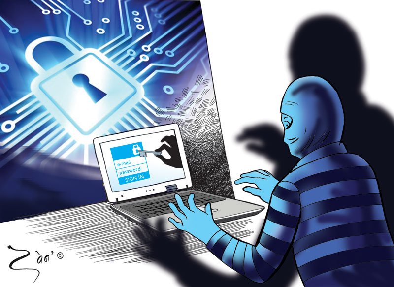 Cybercrime high among youths in Nepal