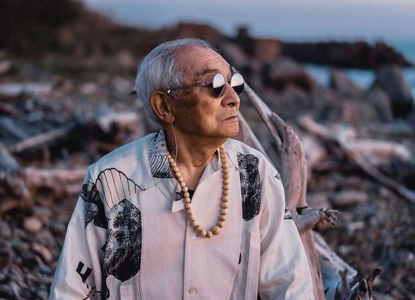 Meet this 84-Year-Old Japanese Insta-fashion model