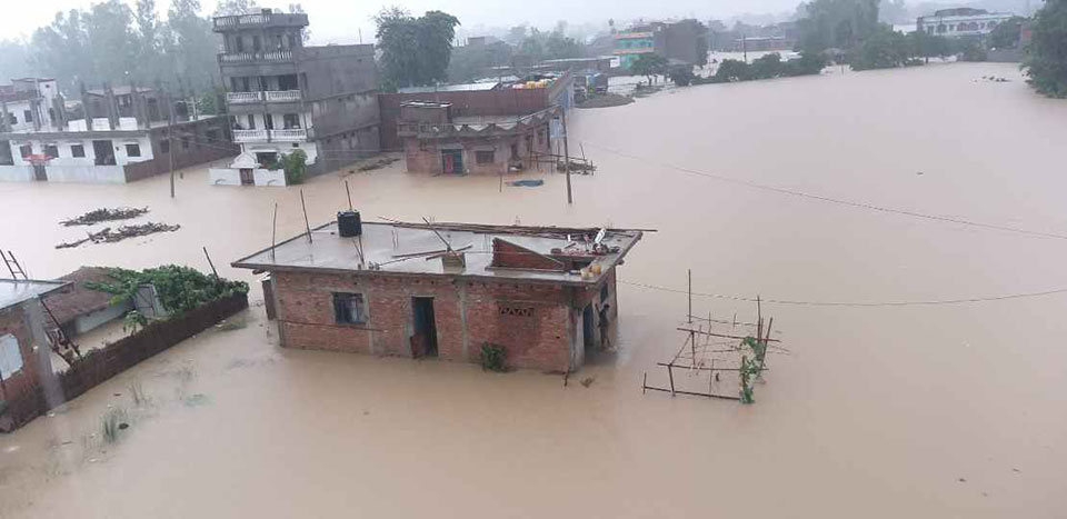 Is Nepal prepared to deal with floods in light of COVID-19?
