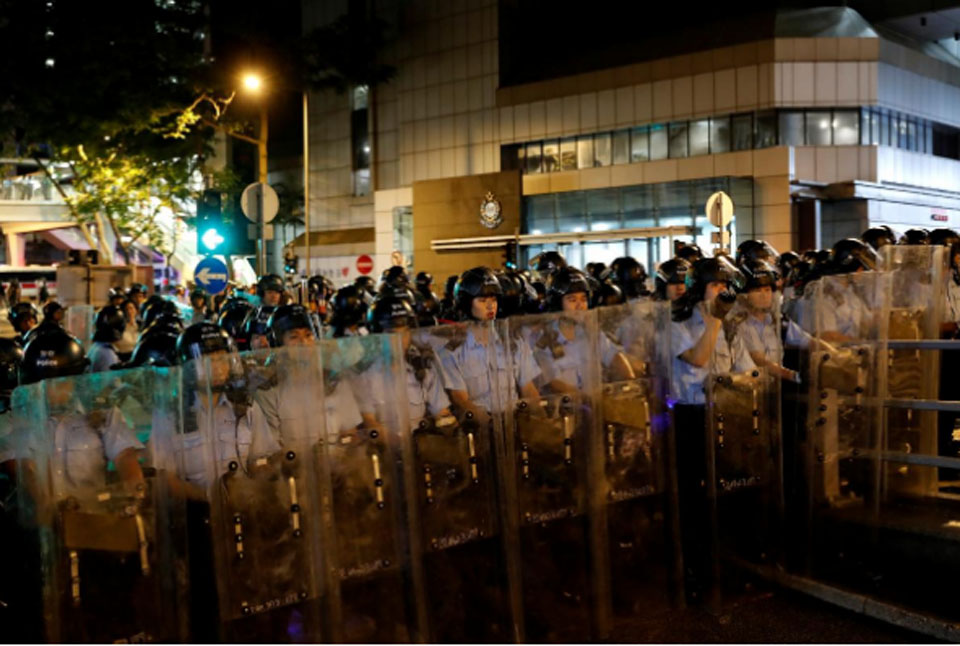 Fresh rallies in Hong Kong as protesters defy extradition bill
