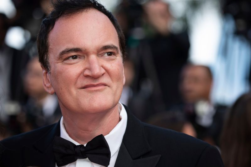 Quentin Tarantino's last feature could be 'horror'