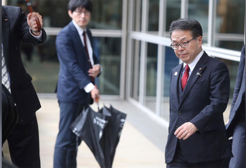 Tanker attack to be discussed at G20 ministerial meeting: Japan industry minister