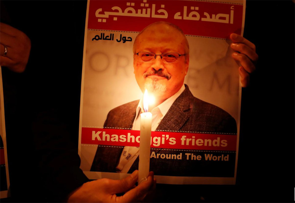 U.S. shared nuclear power info with Saudi Arabia after Khashoggi killed