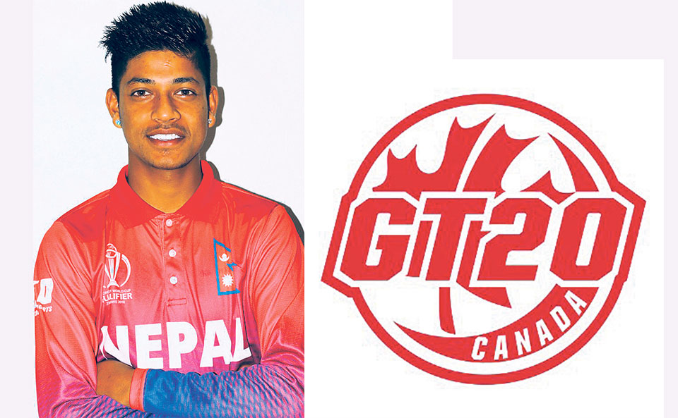 Lamichhane, Kami drafted for 2019 Global T-20 Canada