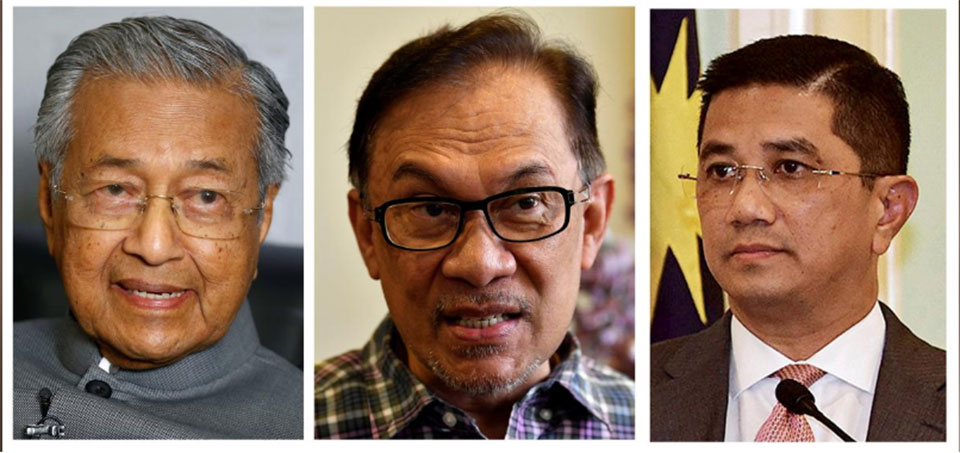 Malaysia sex scandal clouds Mahathir's succession plan
