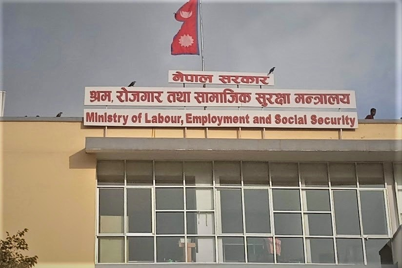 Amid coronavirus outbreak, government temporarily suspends labour permits for foreign employment