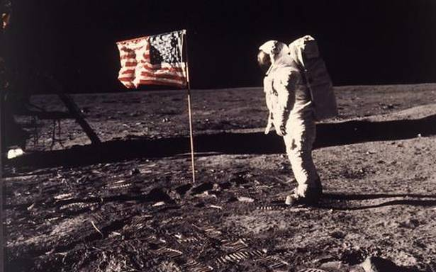 50 years later, the moon is still great for business
