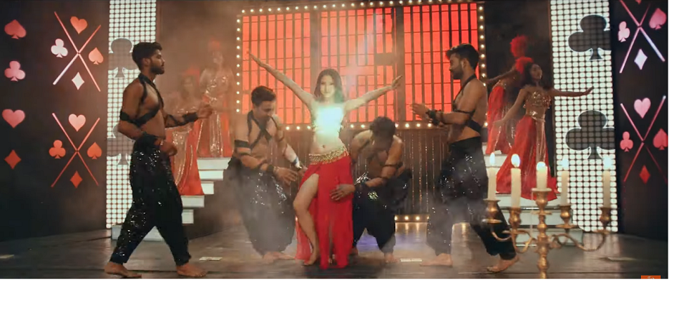 New song of Namrata Shrestha's 'Xaira' released